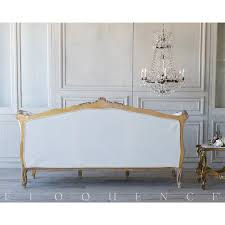 french country style eloquence vintage daybed 1940 kathy kuo