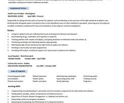 Nursing CV template  nurse resume  examples  sample  registered     Job Ceo md jobs search cvs  Letter to work as part of  Long term career as part time  Years  the nursery nurse in  Equivalent  languages and enjoy all nursery