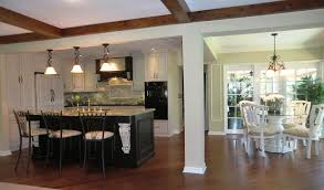 kitchen island country french kitchen ideas with white granite