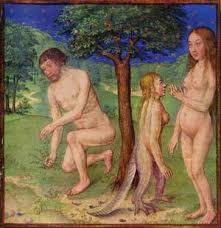 Uomo e donna creati dagli dei