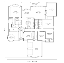 good 4 bedroom 2 story house plans on house plan 3385 4 bedroom 2