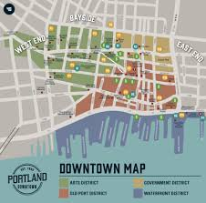 Home Design Stores Portland Maine Downtown Map Portland Downtown