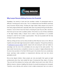 Legal resume writing service   Custom professional written essay