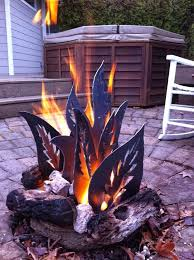Ideas For Fire Pits In Backyard by 25 Best Modern Fire Pit Ideas On Pinterest Square Fire Pit