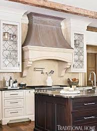 Distinctive Kitchen Cabinets With GlassFront Doors Traditional Home - Kitchen cabinet with glass doors