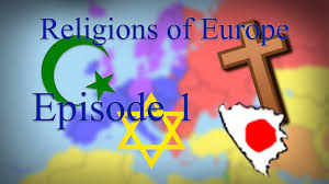 Religions Of The World Map by Religions Of Europe Episode 1 Youtube