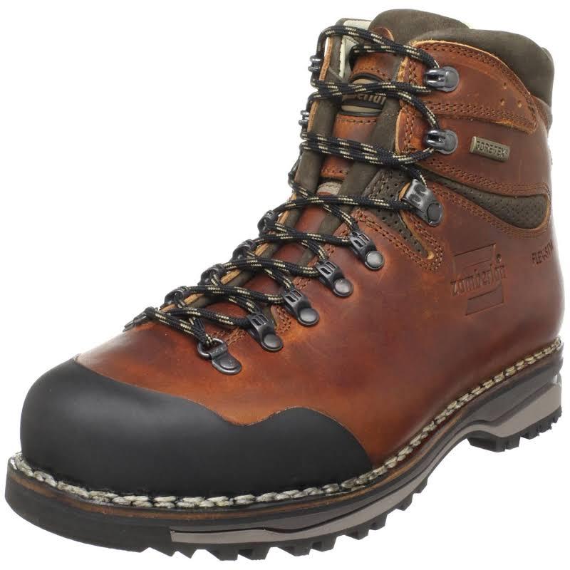Zamberlan Tofane NW GTX RR Hiking Boots Waxed Brick Medium 10 1025WBM-Medium-10