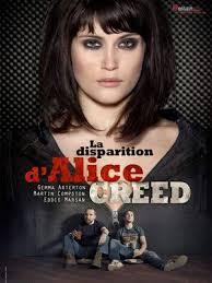 La Disparition d'Alice Creed streaming vf
