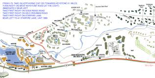 Colorado Unit Map by Keystone Colorado Map Keystone Colorado U2022 Mappery