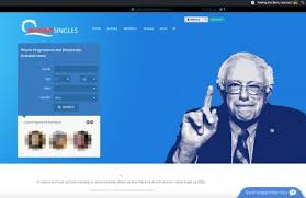 What it     s like to be on the Bernie Sanders dating site   Business     Business Insider View As  One Page Slides