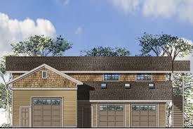 Garage Apartment House Plans Craftsman House Plans Garage W Rec Room 20 153 Associated Designs