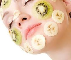 Kiwi for beauty skin care
