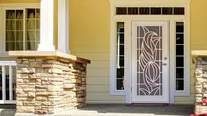 unique home designs security doors screen doors and window