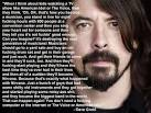 David Grohl.