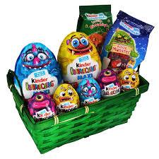 gift set happy halloween with ferrero kinder specialties 9 parts