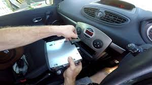 how to add iphone ipod or android mp3 to a renault clio stereo