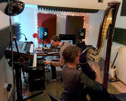 the noisefloor unique diy music studio in edinburgh