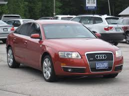 Audi 2005 2005 Used Audi A6 Cold Weather Premium Audio Navigation At