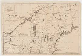 A Map Of America by A Map Of That Part Of America Which Was The Principal Seat Of War