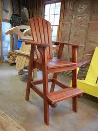 lifeguard chair plans build home chair decoration