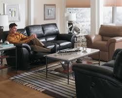 Lazy Boy Furniture Outlet La Z Boy Tyson 3pc Reclining Sectional Rotmans Reclining