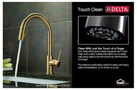 faucet com 16926 sssd dst in brilliance stainless by delta