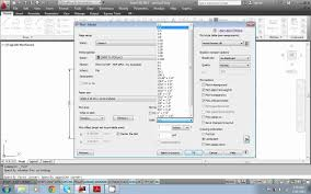 autocad 2012 urdu tutorial part 18 basic printing and plotting