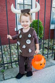 easy diy halloween costume for toddlers bull in a china shop