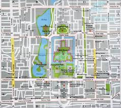 China City Map by Beijing Travel Maps 2012 2013 Printable Tourist Maps Forbidden