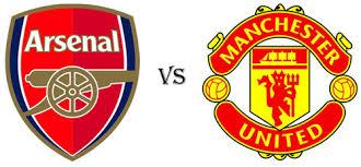 Keputusan Manchester United vs Arsenal 2012