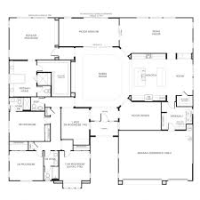 home design high quality house plans 1 story 3 single regarding