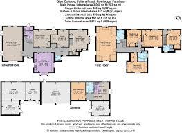 Downing Street Floor Plan 5 Bedroom Detached House For Sale In Fullers Road Rowledge