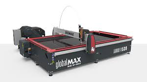 omax showcases a new abrasive waterjet line at emo 2017