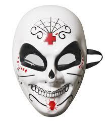 halloween costume mask mens dia de los muertos costume mask costume craze