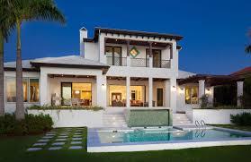 coastal home design banyan cove house plan weber design group