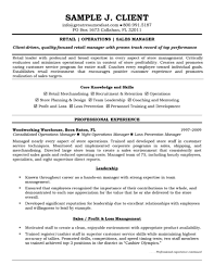 Career Goals Examples For Resume by Good Resume Objectives For Retail Contegri Com