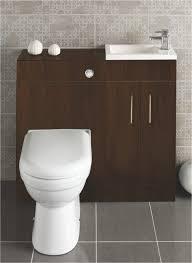 Bathroom Combined Vanity Units by Lomond Walnut Floorstanding Vanity And Wc Unit