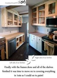 White Country Kitchen Cabinets How To Diy Build Your Own White Country Kitchen Cabinets White