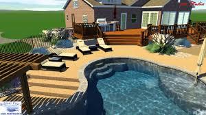 andrews pool studio merillat pools 3d swimming pool design