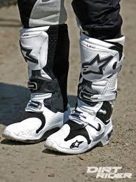 motocross half boots alpinestars 2014 tech 10 boots dr tested dirt rider magazine