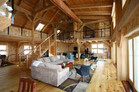 A Frame Cabin Floor Plans With Loft Home Design Sandcreekpostandbeam Sand Creek Post And Beam Floor