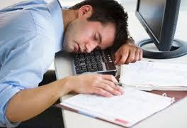 La stanchezza e il pc