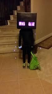 Halloween Minecraft Costume 252 Halloween Boys Images Minecraft