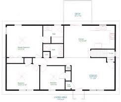 Custom Ranch Floor Plans Classy 70 Home Floor Plan Design Inspiration Of Design Home Floor