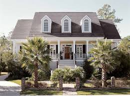 Hip Roof Ranch House Plans Low Country Home Plans At Eplans Com Tidewater House Blueprints