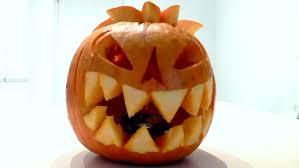 halloween pumpkin how to carve pumpkins scary youtube