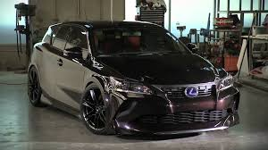 used lexus ct 200h f sport for sale five axis project lexus ct 200h youtube