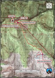 Lake Powell Map Hiking Lake Blanche Big Cottonwood Canyon Road Trip Ryan