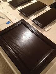 Kitchen Cabinet Refinishing Kits Best 25 Cabinet Transformations Ideas On Pinterest Refinished