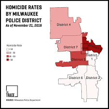 Crime Map By Zip Code by Is America Experiencing A Murder Outbreak It Depends On Your Block
